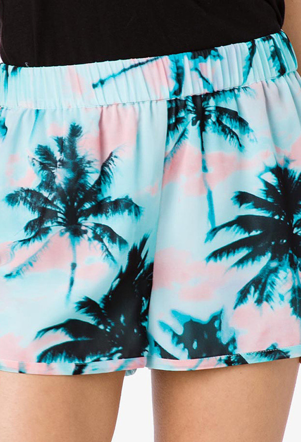 Forever 21 Dreamy Dolphin Shorts