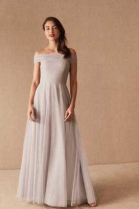 Jenny Yoo Ryder Convertible Dress By in Purple Size Us 19/uk 23