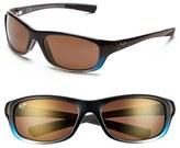 Maui Jim Men's 'Kipahulu - Polarizedplus2' 59Mm Sunglasses - Marlin/ Hcl Bronze