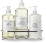 Williams-Sonoma Williams Sonoma White Gardenia Hand Soap & Lotion, Classic 4-Piece Set