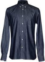 Dondup Denim shirts - Item 42599566
