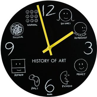 Moma History of Art Wall Clock