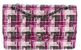 Chanel Medium Classic Tweed Double Flap Bag