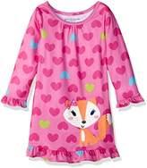 Komar Kids Girls' Girls' hearts Gown