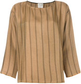 Forte Forte striped knit top