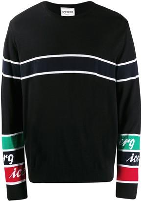Iceberg Graphic sweater