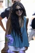 Blu Moon Heart Sunglasses in Black