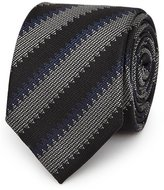 Reiss Dornell Striped Silk Tie