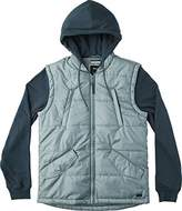RVCA Men's Puffer Quiltd Expedition Jacket