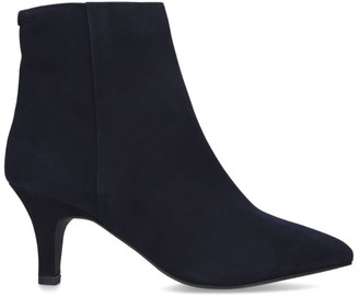 Carvela Suede Romy Boots