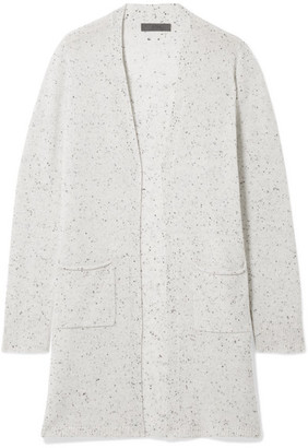 ATM Anthony Thomas Melillo Cashmere Cardigan - Light gray