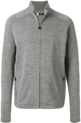 Ermenegildo Zegna TECHMERINOTM sweat fleece jacket