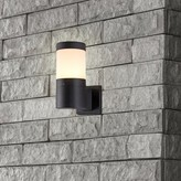 "Bronx Spencyr LED Outdoor Armed Sconce Ivy Size: 10.5""H x 4.5""W x 7.25""D"