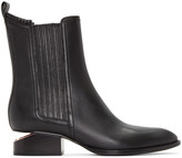 Alexander Wang Black Anouck Ankle Boots