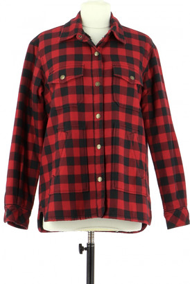 Current/Elliott Current Elliott Red Cotton Jackets