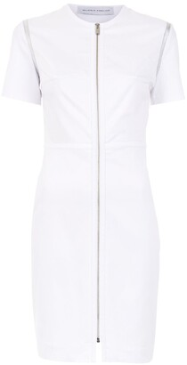 Gloria Coelho Zipped Dress