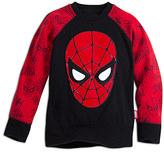 Disney Spider-Man Raglan Sleeve Sweatshirt for Kids