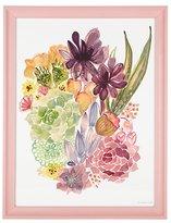 Floral Burst Wall Art