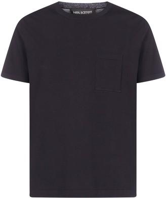 Neil Barrett Travel Pocket Crewneck T-Shirt
