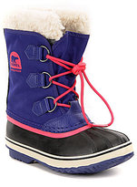 Sorel Kids Waterproof Yoot Pac Nylon Girls' Boots