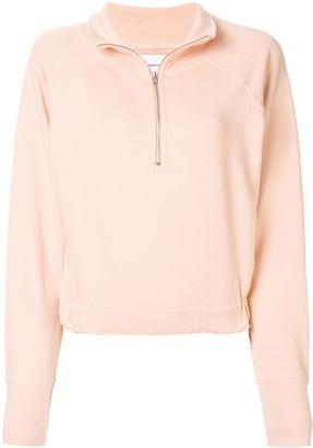 Current/Elliott Half-Zip Sweatshirt