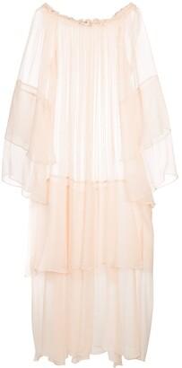 Voz Cascade dress