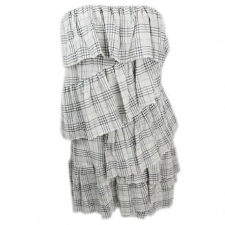 Isa Arfen Ecru Cotton Dresses