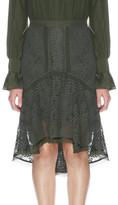 Lover Vine Mini Skirt