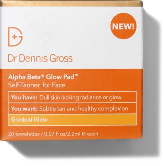 Dr. Dennis Gross Skincare Alpha Beta Glow Pad Gradual Glow - 20 Application Packettes