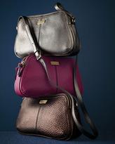 Cole Haan Village Double Zip Crossbody Bag, Black