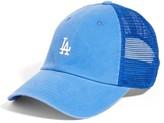 American Needle Women's Mlb Baseball Cap - Blue