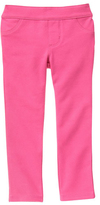 Gymboree Pink Convertible Knit Pants - Infant & Toddler
