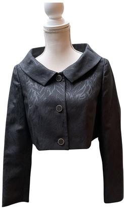 Hoss Intropia Black Jacket for Women