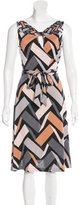 Diane von Furstenberg Lily Silk Dress