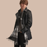 Burberry Soft Lambskin Trench Coat