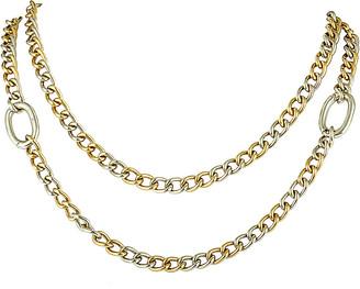 Pomellato Heritage  18K Two-Tone Necklace