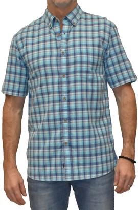 Vintage 1946 Madras Trim Fit Short Sleeve Shirt