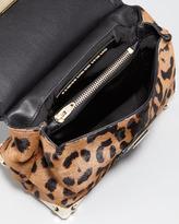 Alexander Wang Marion Leopard-Print Clutch Bag
