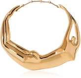 Aurelie Bidermann Figuratives Body Gold Plated Necklace