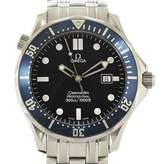 Omega Seamaster Black Steel Watches