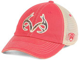 Top of the World Wisconsin Badgers Fashion Roughage Cap