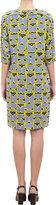 Derek Lam 10 Crosby Abstract-print Shift Dress