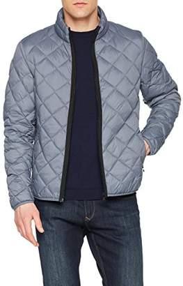 Benetton Men's Bomber Jacket,(Size: 46)