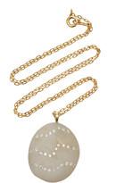 Cvc Stones Rococo 18K Gold, Diamond And Stone Necklace