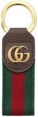 Gucci Ophidia keychain