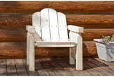 Abella Solid Wood Dining Chair Loon Peak Finish: Ready to Finish