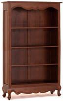 Queen Ann Tall Bookcase Finish: Mahogany