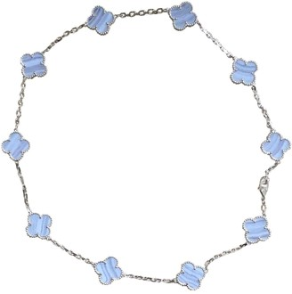 Van Cleef & Arpels Alhambra Other White gold Necklaces