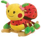 Lulu Rockabye Ladybug Rocker