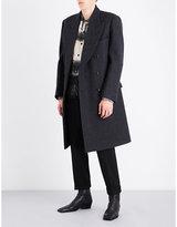 Dries Van Noten Rosier Wool-blend Coat